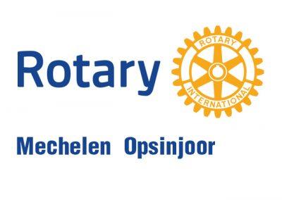 Rotary Mechelen Opsinjoor